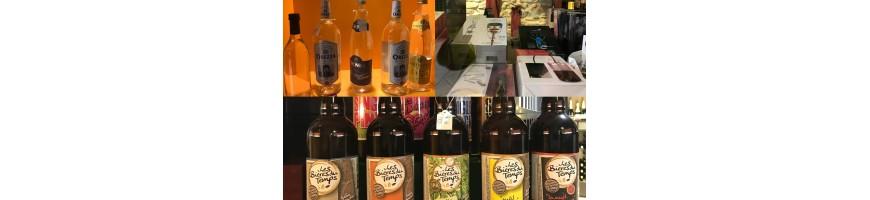Bières, cidres, accessoires, tonics, liqueurs - Caviste Lyon 2