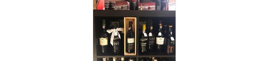 Notre séléction de vins mutés français et étrangers- caviste lyon 2ème