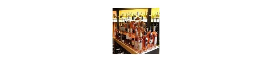 Vins rosés - caviste lyon 2ème - livraison express sur Lyon 3 heures