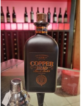 Gin Copperhead Black Batch