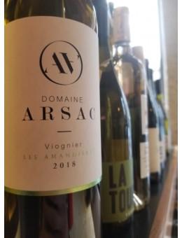 Domaine Arsac Viognier Les...