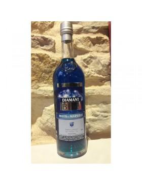 Pastis bleu diamant