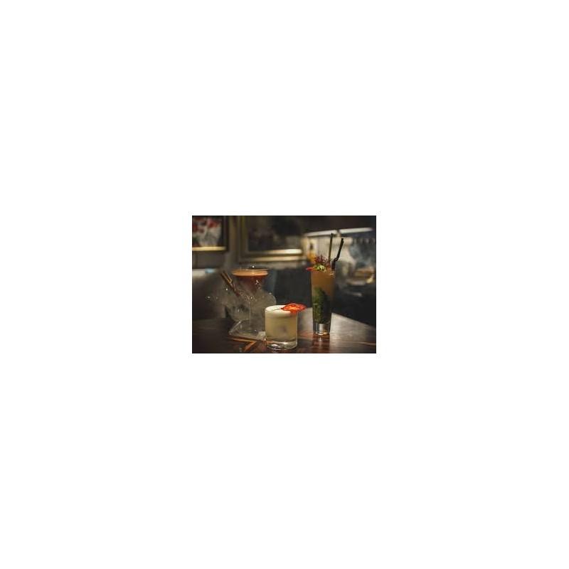 Soirée mixologie 6 octobre 2020