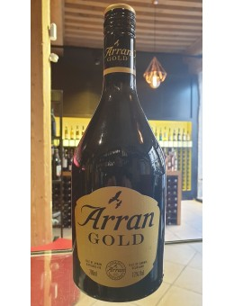 Arran Gold - Crème de whisky