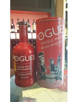 The Pogues single malt...