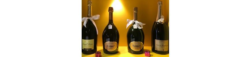 La sélection de Champagnes et vins effervescents cave Lyon 2ème