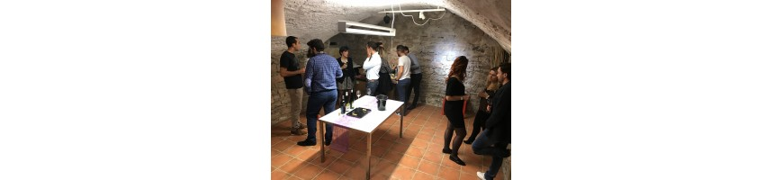 Dégustations de vins, rhums et whiskys, dans notre cave de Lyon 2ème