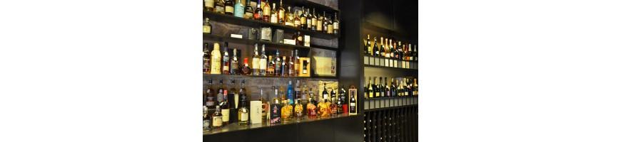 Une selection d'alcool - Caviste Lyon 2