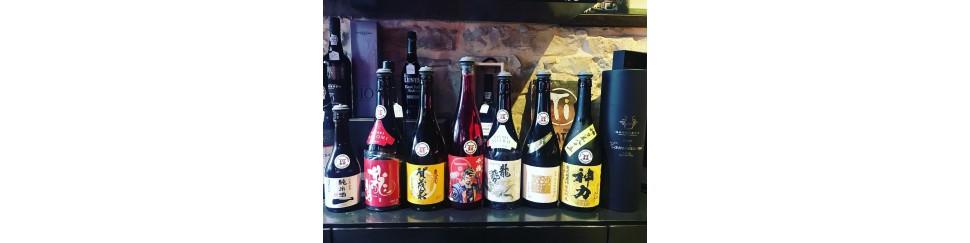 Dégustation de saké du Japon dans notre cave voutée de Lyon 2ème